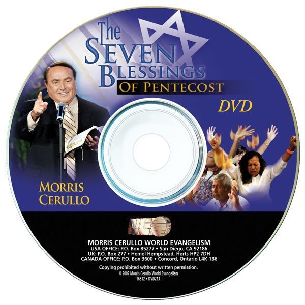 The Seven Blessings of Pentecost DVD