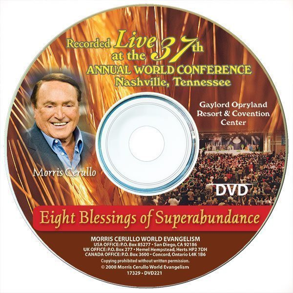 Eight Blessings of Superabundance DVD