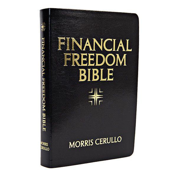 Financial Freedom Bible & Financial Freedom Bible Bookmark Promo
