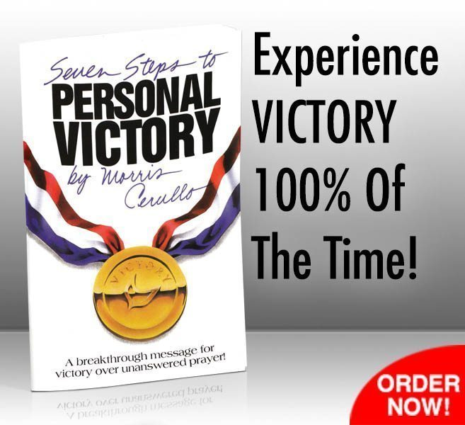 Learn Seven Steps to Personal Victory