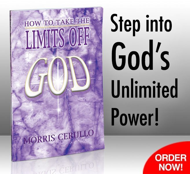 How to Take the Limits Off God!