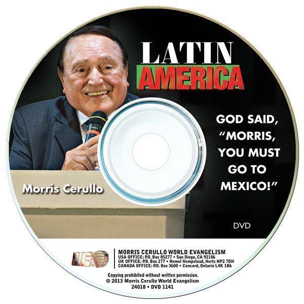 Latin America Ministry Report DVD