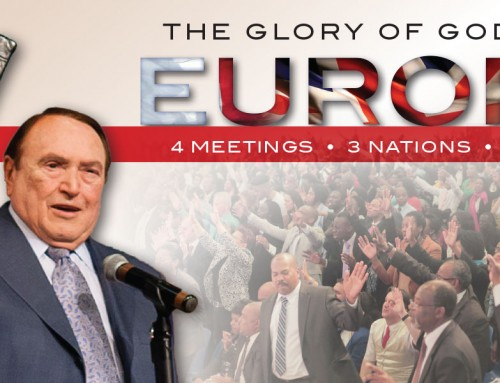Europe Ministry Outreach Report