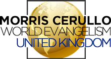 Morris Cerullo World Evangelism United Kingdom Logo