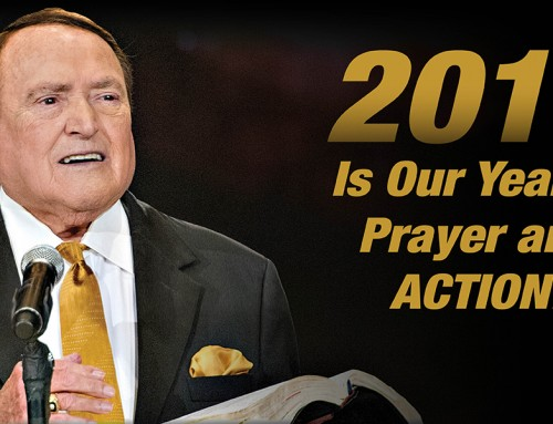 Our Year of Prayer and Action