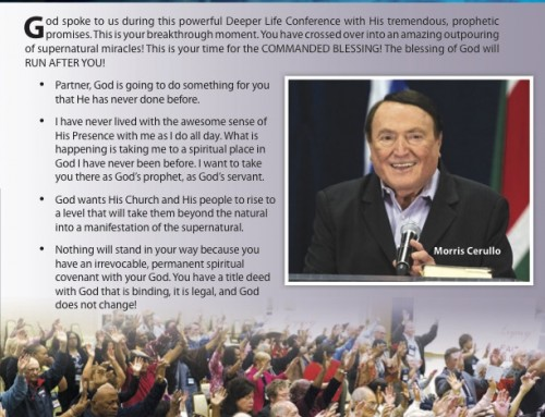 Deeper Life Conference Report