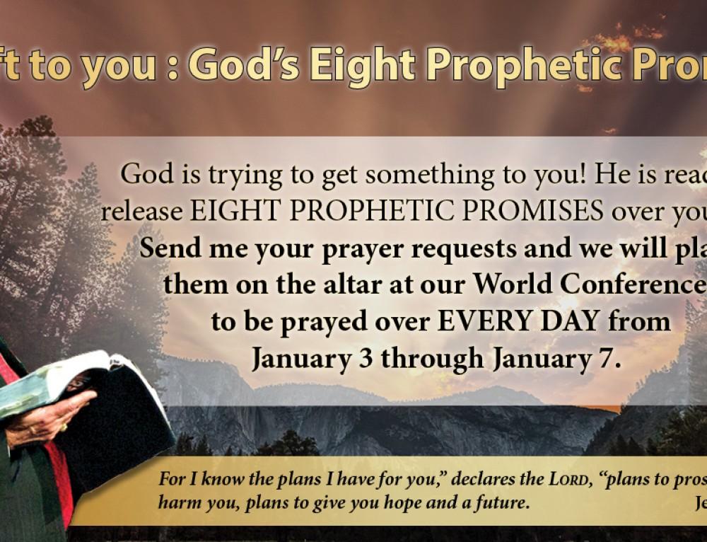 Prophetic Promises